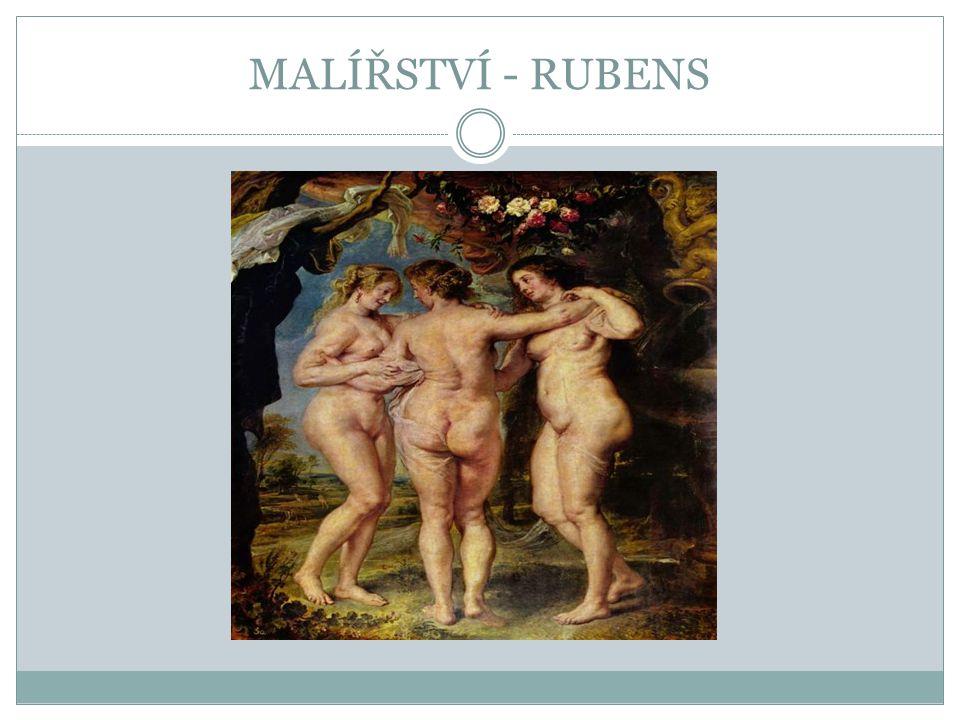 MALÍŘSTVÍ - RUBENS
