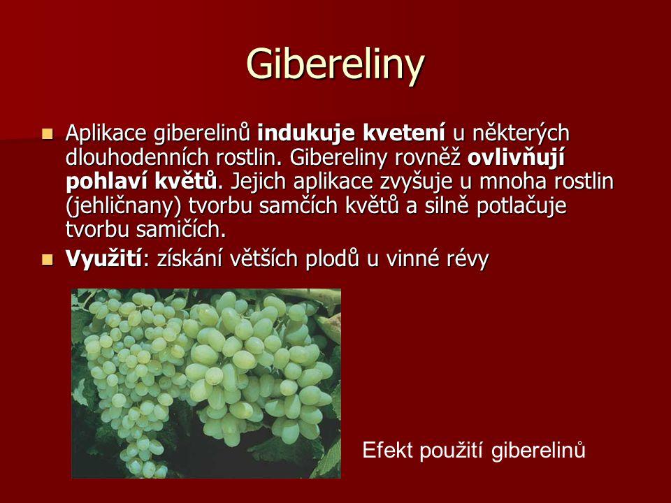 Gibereliny