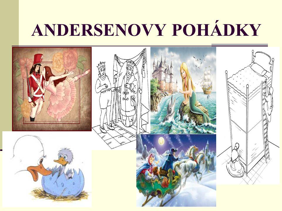 ANDERSENOVY POHÁDKY