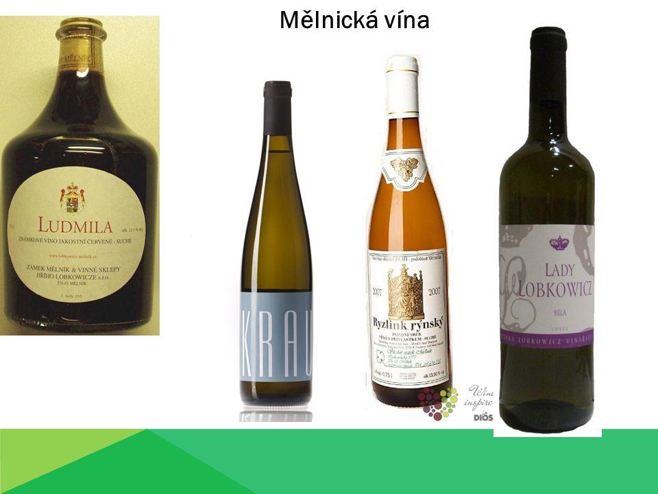 Mělnická vína