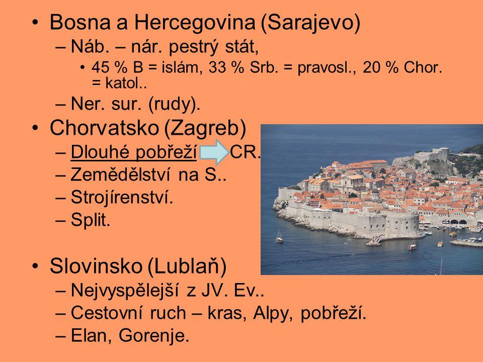 Bosna a Hercegovina (Sarajevo)