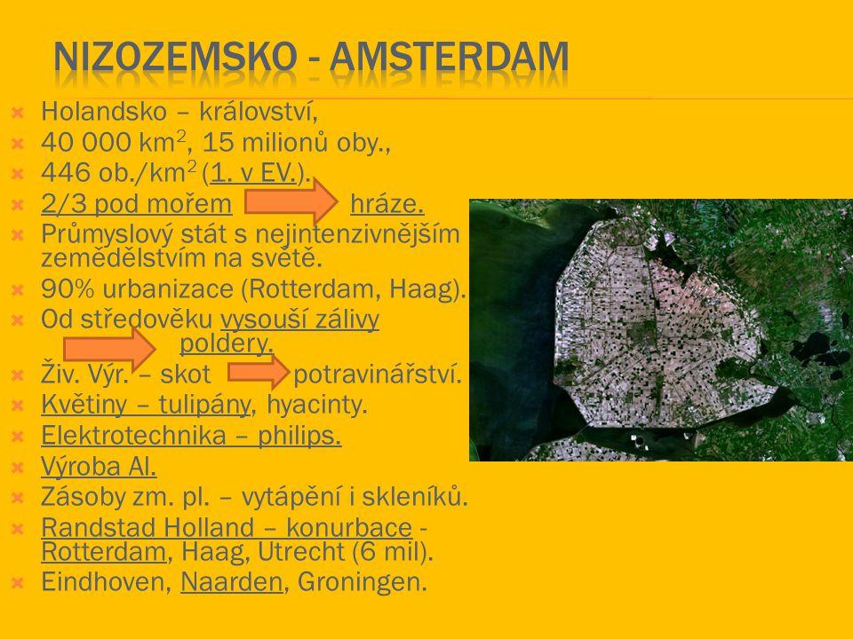NIZOZEMSKO - Amsterdam