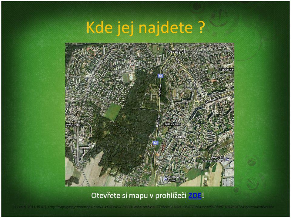 Otevřete si mapu v prohlížeči ZDE!
