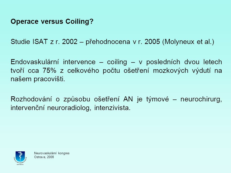Operace versus Coiling