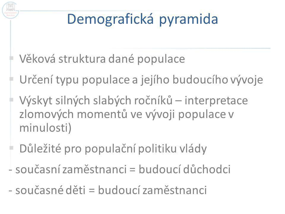 Demografická pyramida