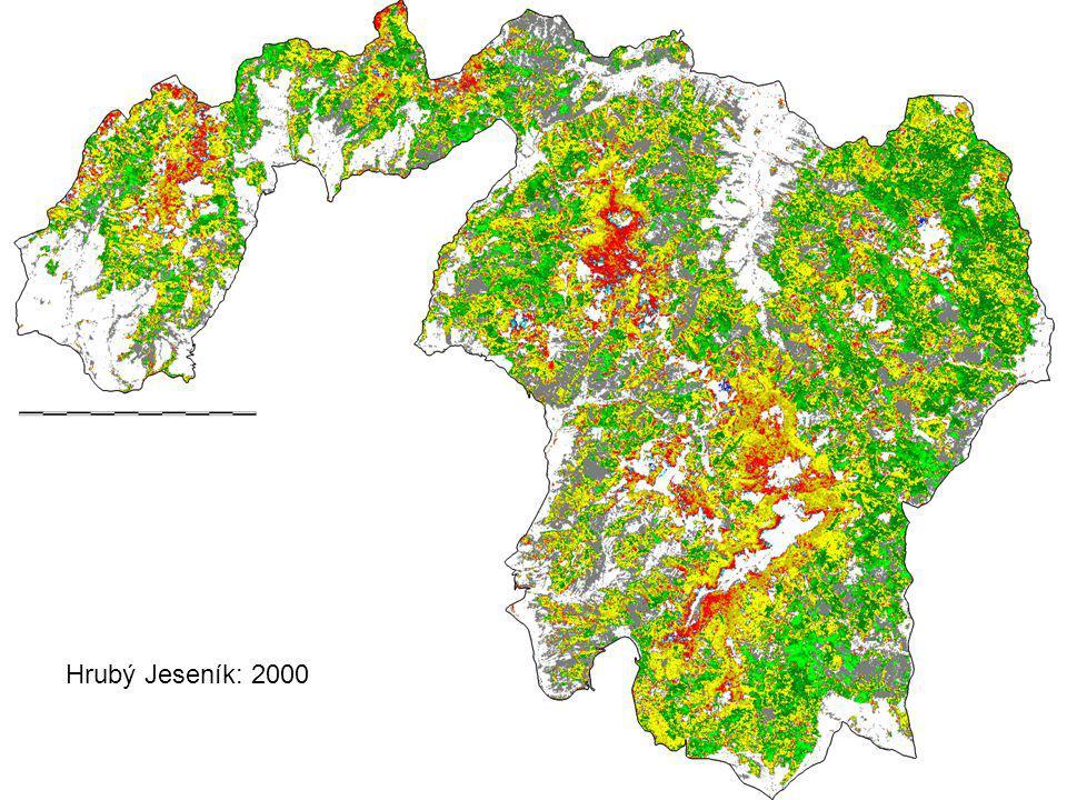 Hrubý Jeseník: 2000