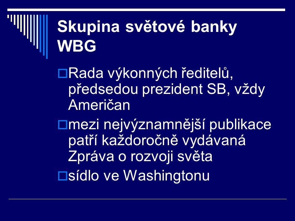 Skupina světové banky WBG