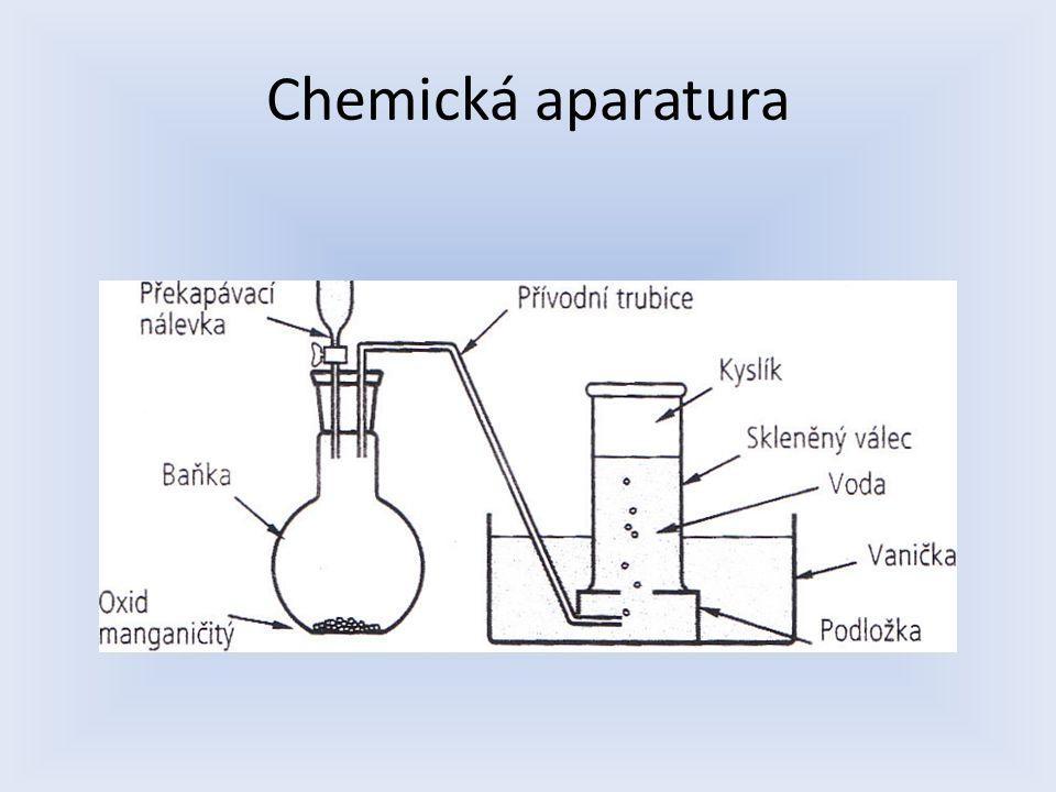 Chemická aparatura