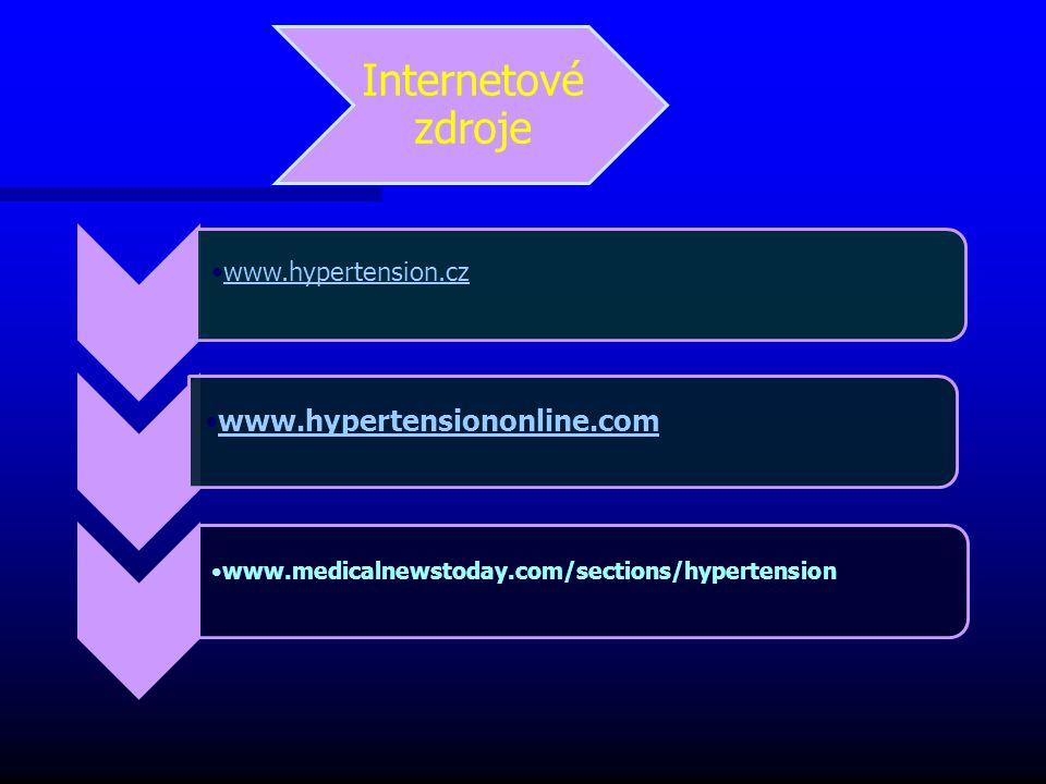 www.hypertensiononline.com www.hypertension.cz
