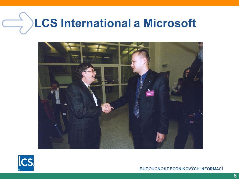 LCS International a Microsoft