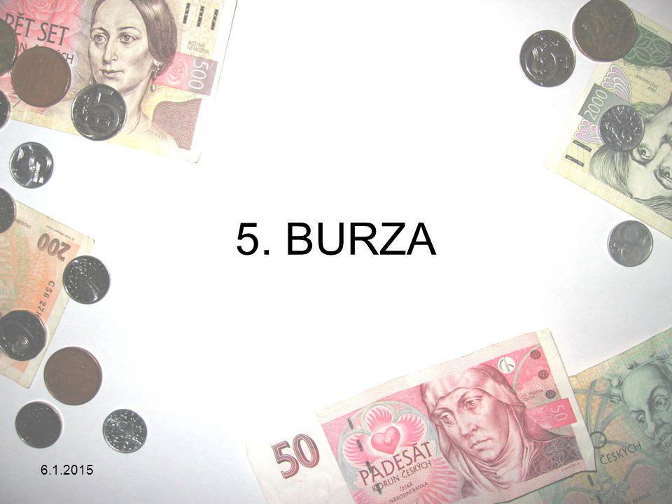 5. BURZA 8.4.2017