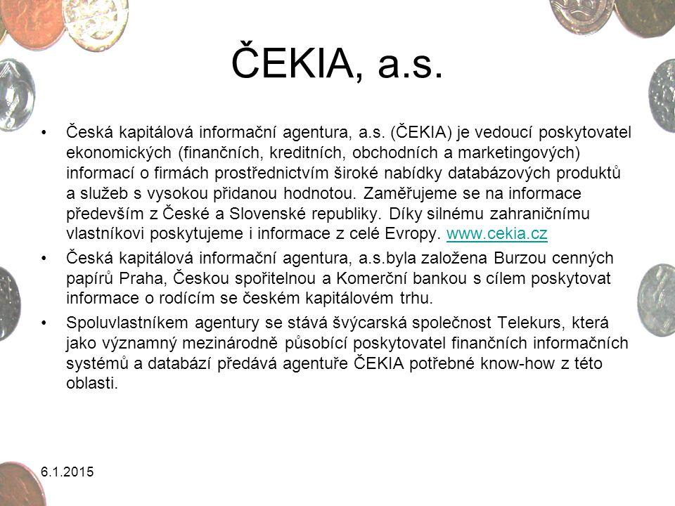 ČEKIA, a.s.