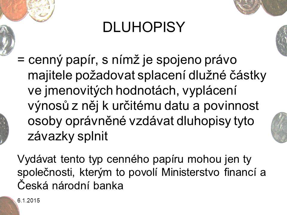 DLUHOPISY