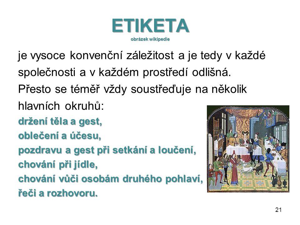 ETIKETA obrázek wikipedie