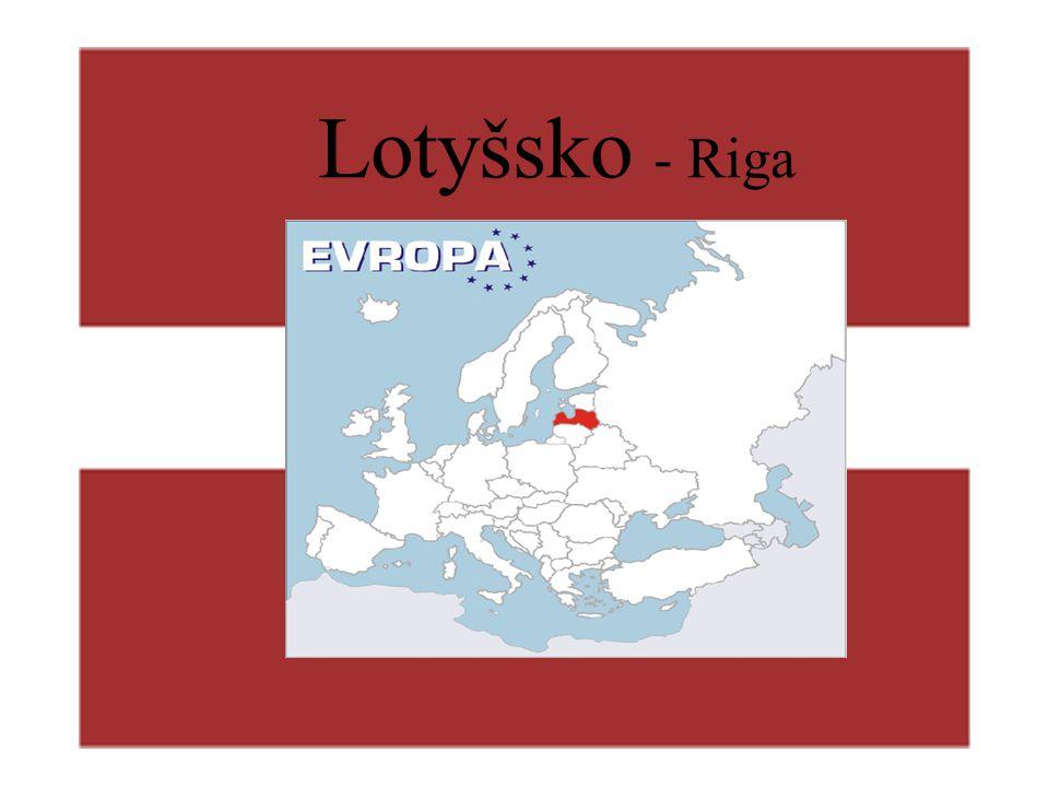 Lotyšsko - Riga