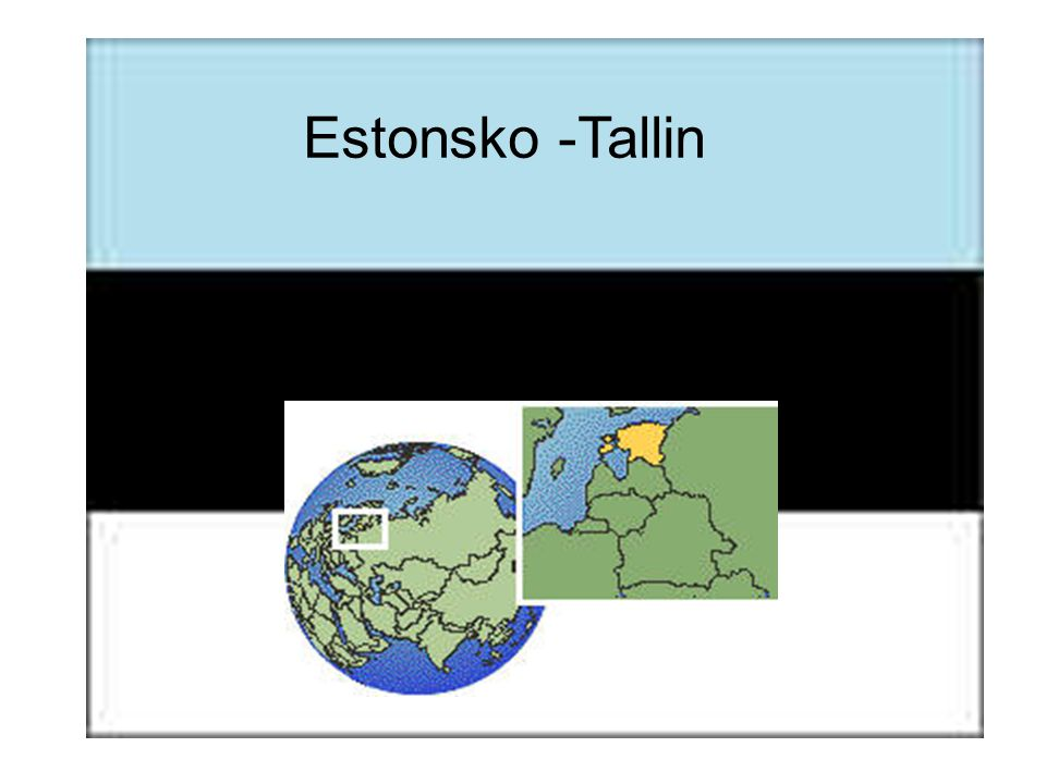 Estonsko -Tallin