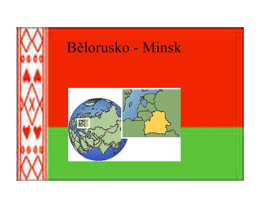 Bělorusko - Minsk
