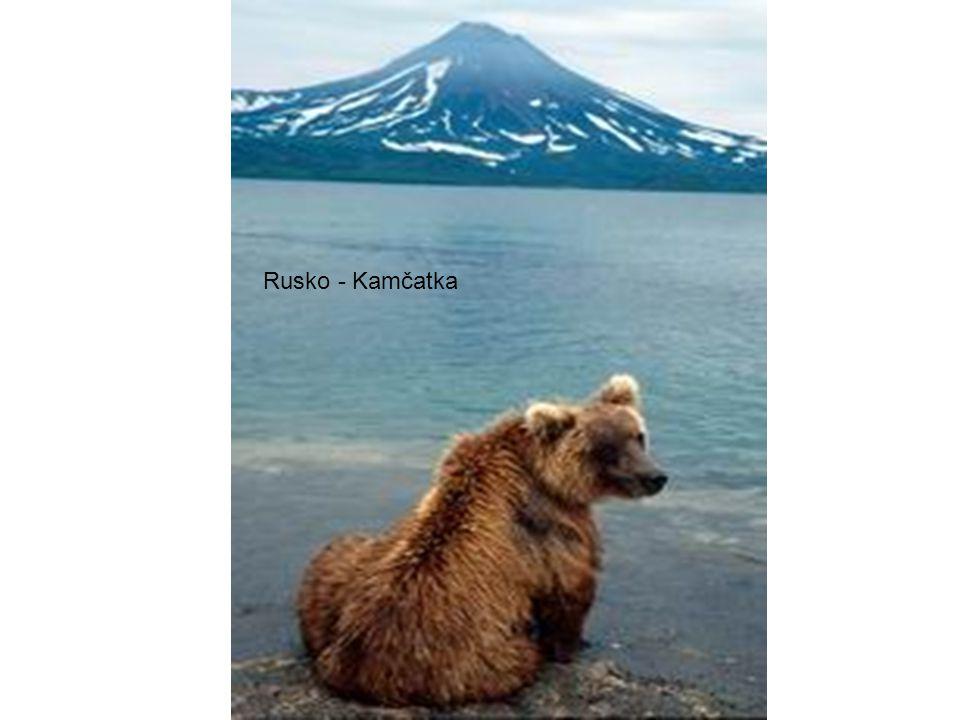 Rusko - Kamčatka