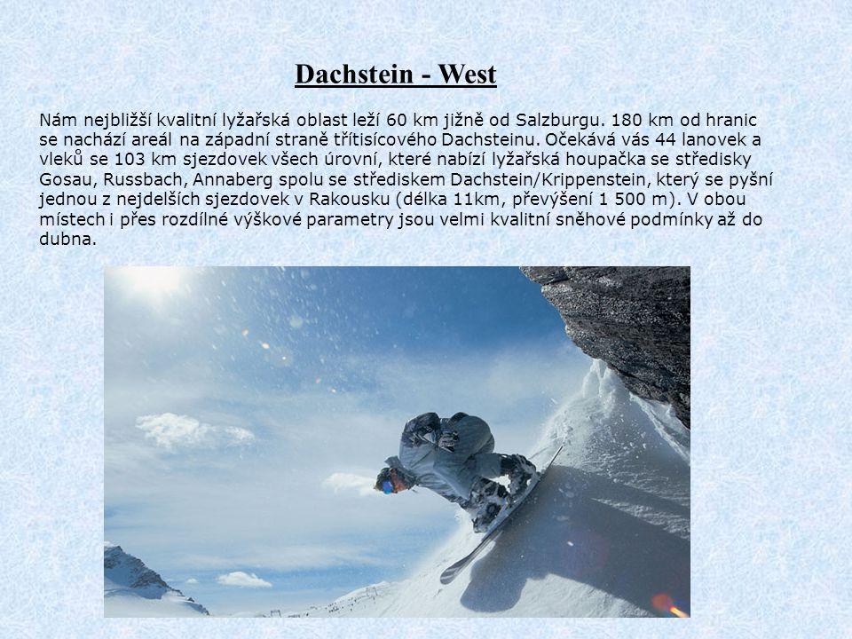 Dachstein - West