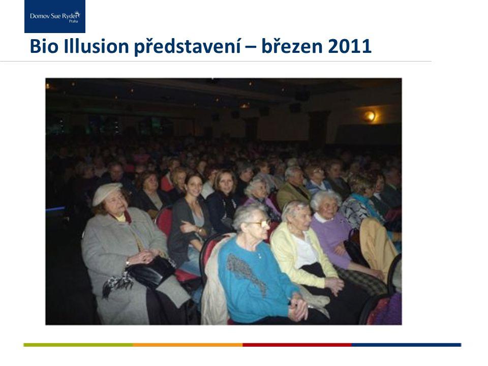 Bio Illusion představení – březen 2011