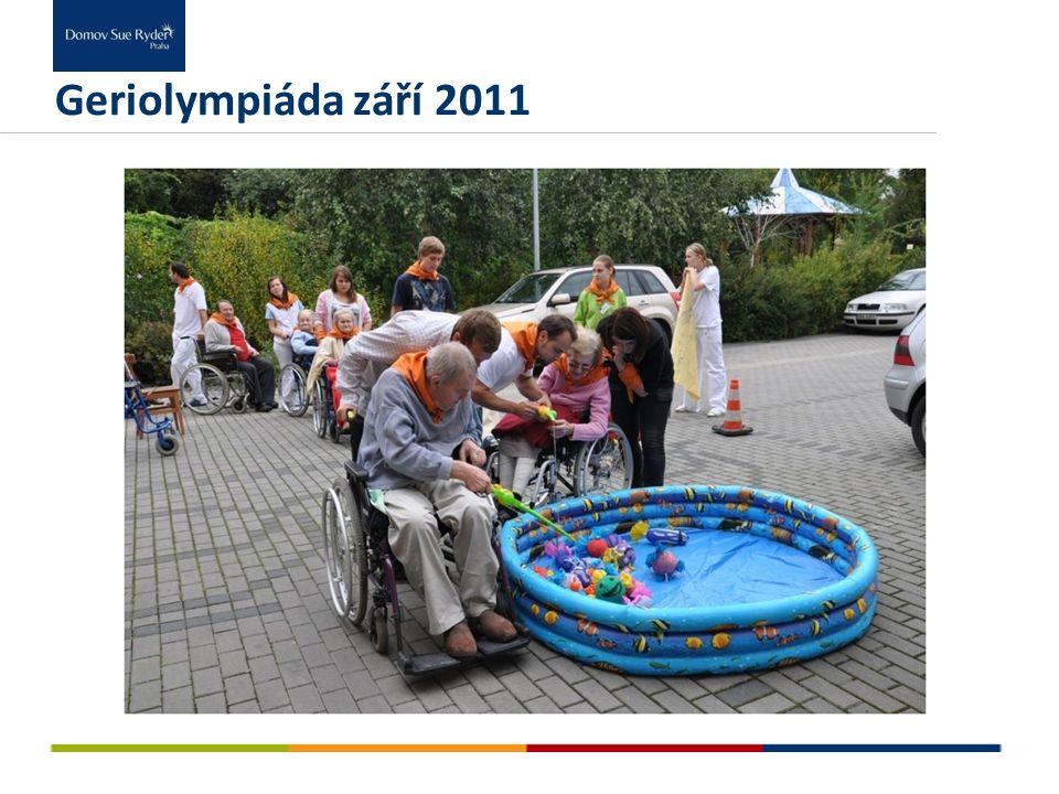 Geriolympiáda září 2011