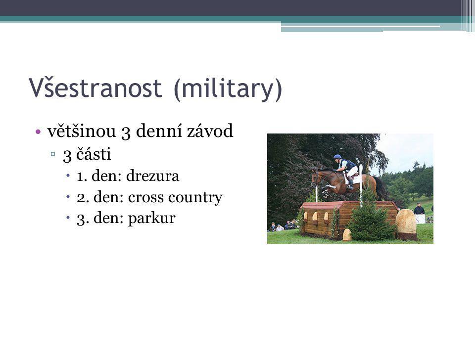 Všestranost (military)