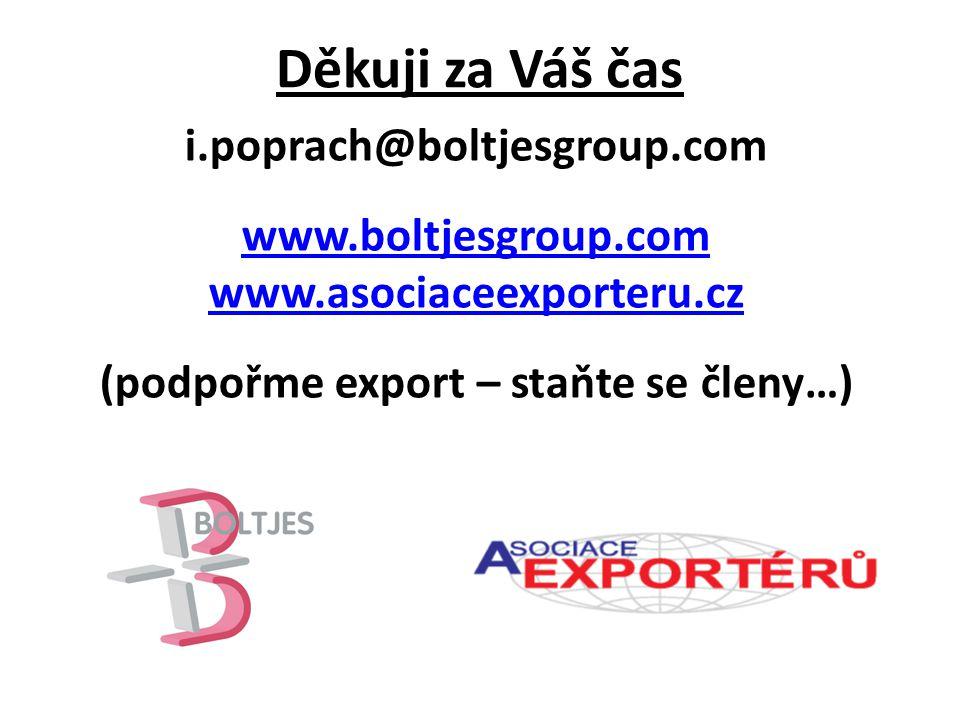 (podpořme export – staňte se členy…)