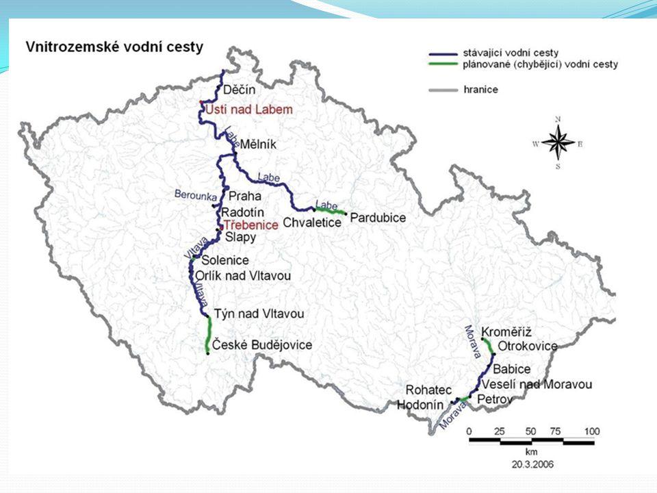 Trasy v ČR