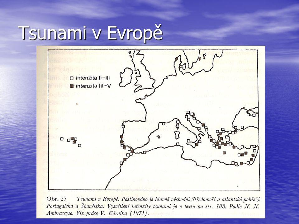 Tsunami v Evropě