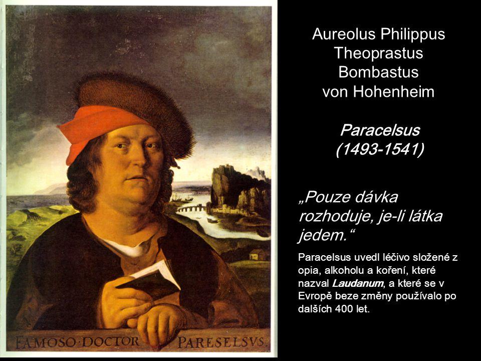 Aureolus Philippus Theoprastus Bombastus