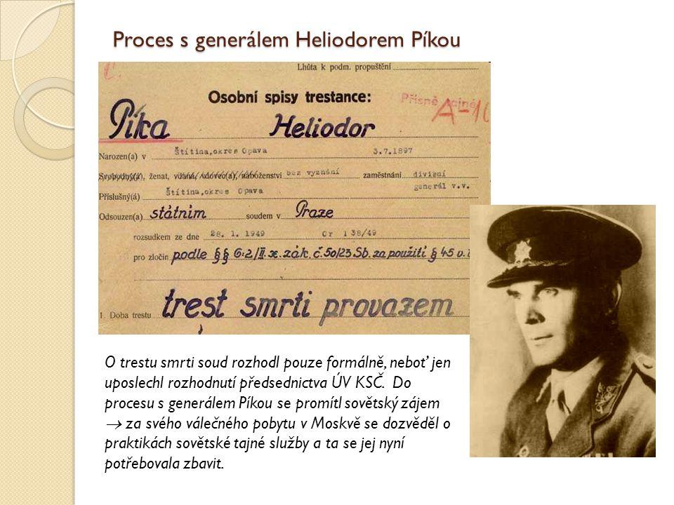 Proces s generálem Heliodorem Píkou
