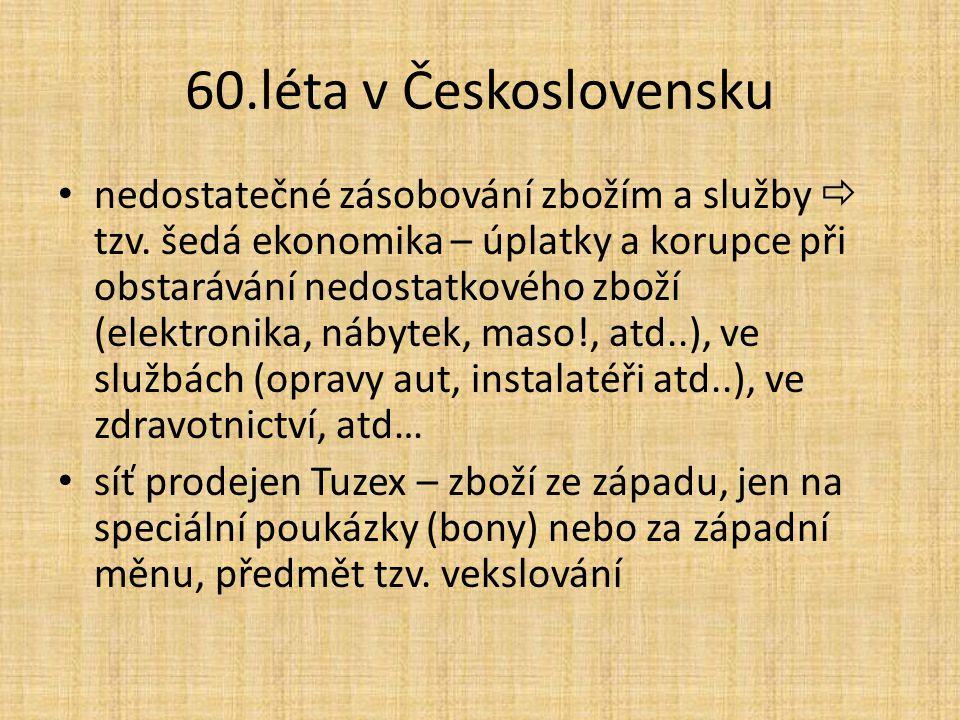 60.léta v Československu