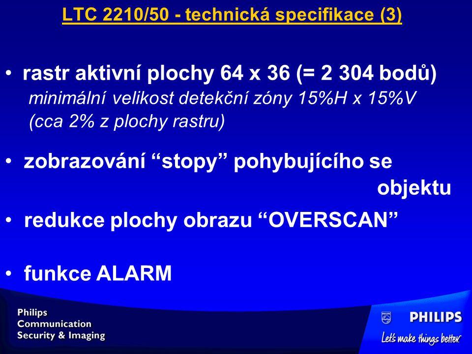 LTC 2210/50 - technická specifikace (3)