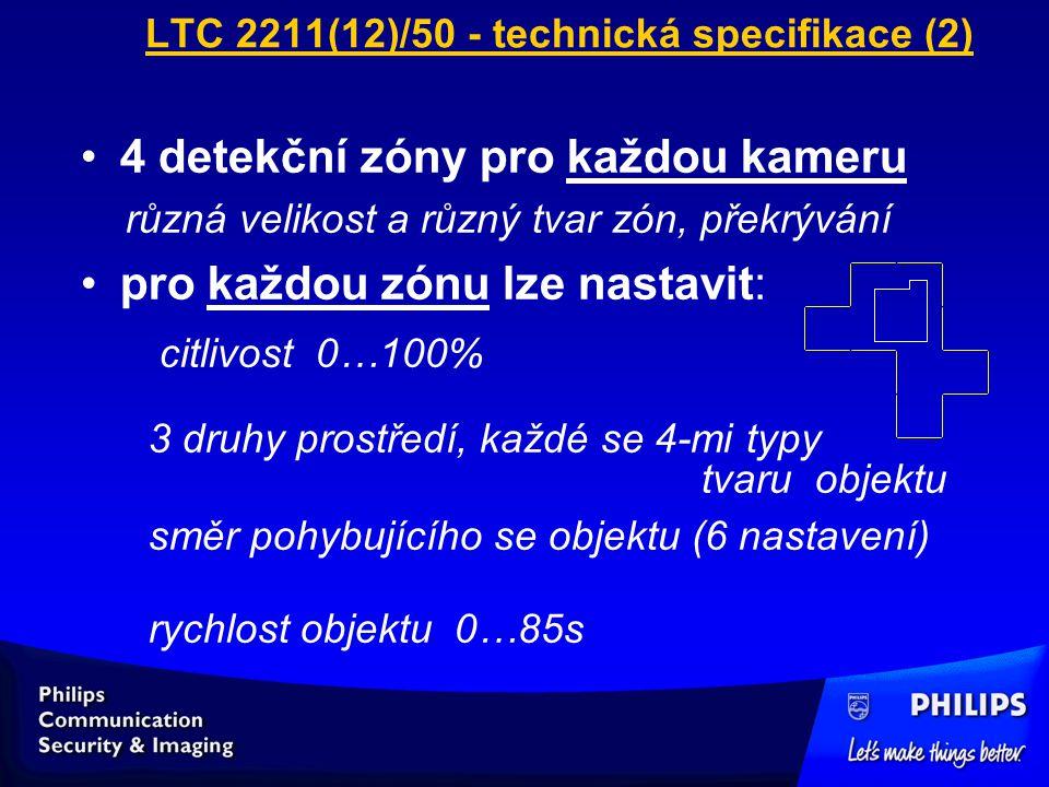 LTC 2211(12)/50 - technická specifikace (2)