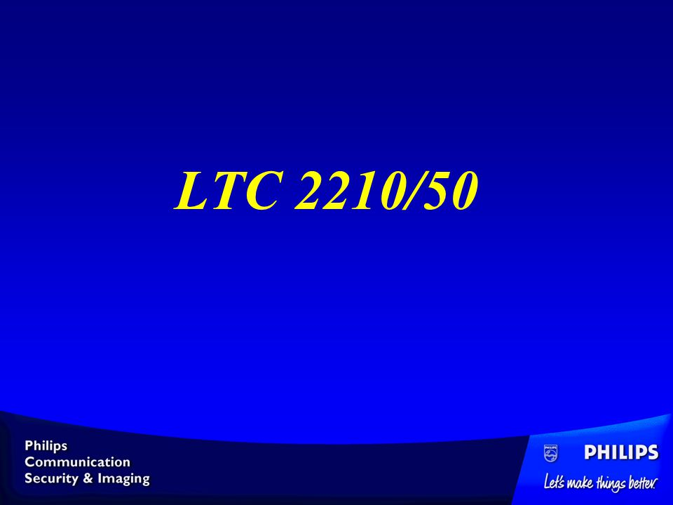 LTC 2210/50