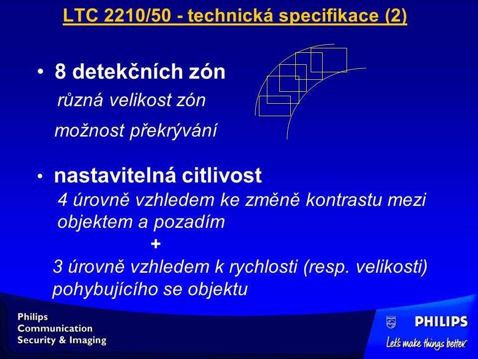 LTC 2210/50 - technická specifikace (2)