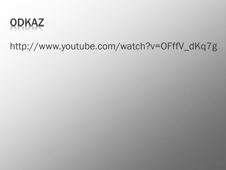 OdKAZ http://www.youtube.com/watch v=OFffV_dKq7g