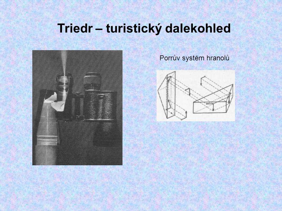 Triedr – turistický dalekohled