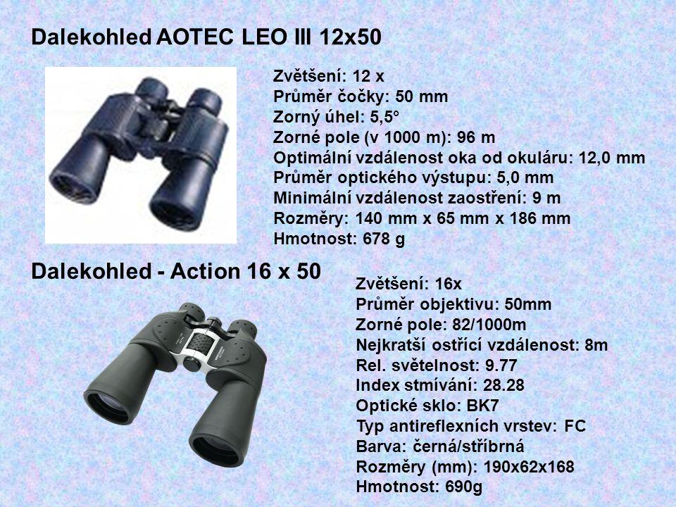 Dalekohled AOTEC LEO III 12x50