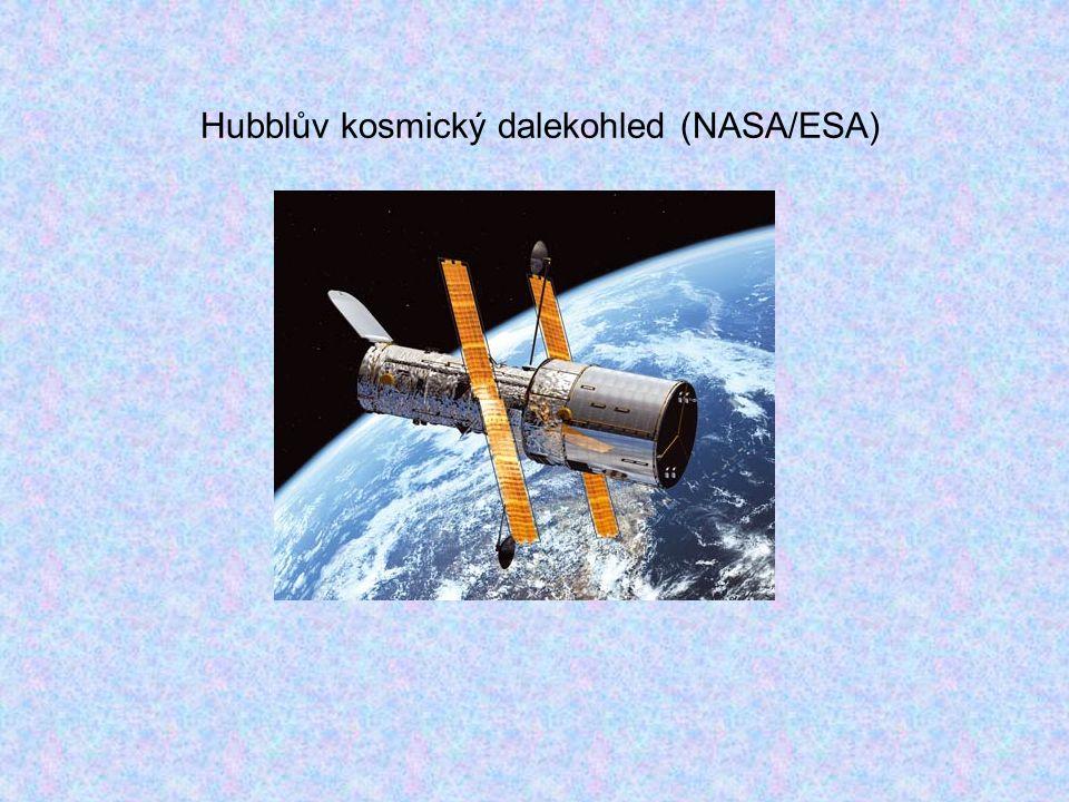 Hubblův kosmický dalekohled (NASA/ESA)