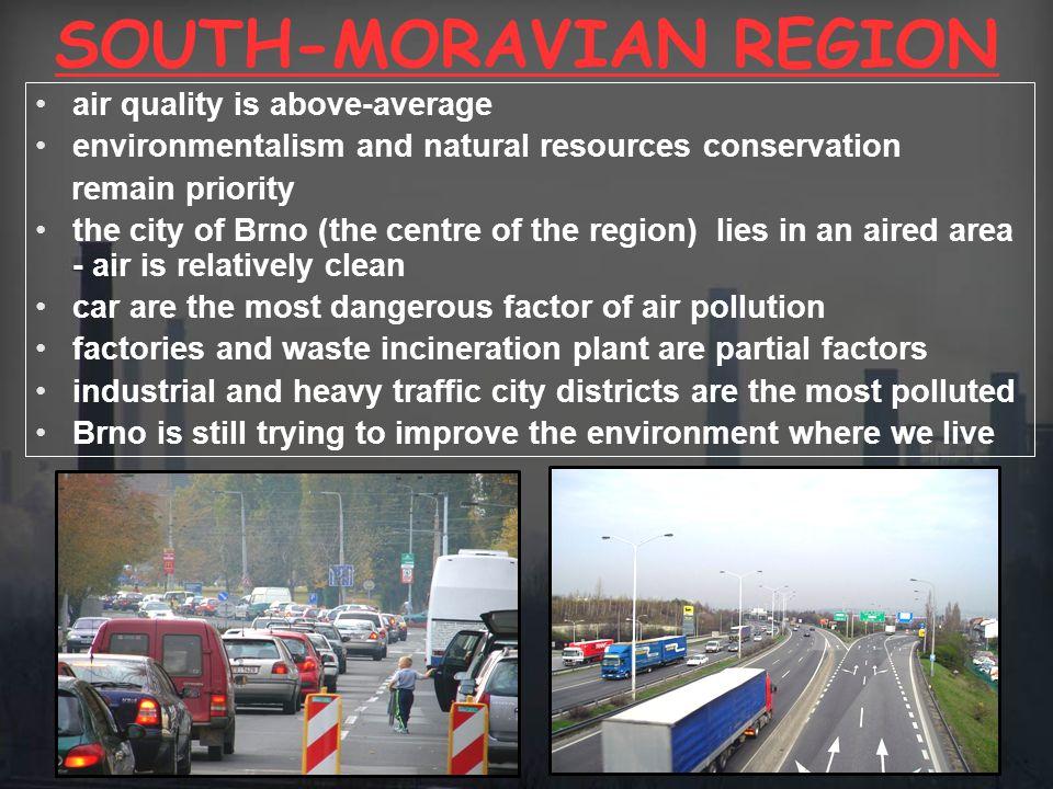 SOUTH-MORAVIAN REGION
