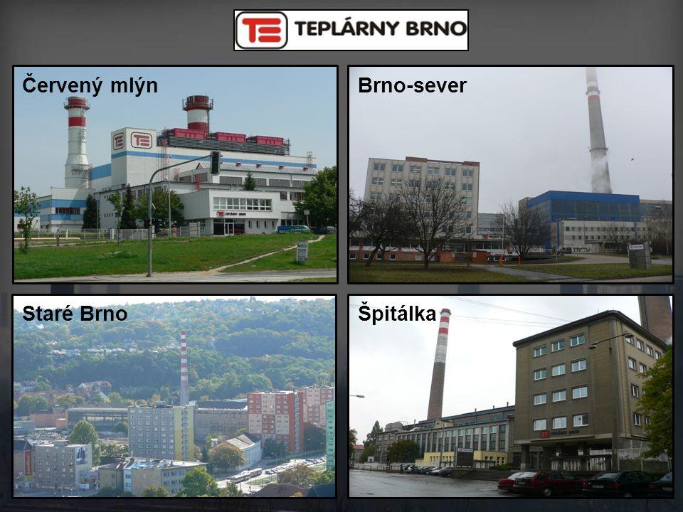 Červený mlýn Brno-sever Staré Brno Špitálka 30