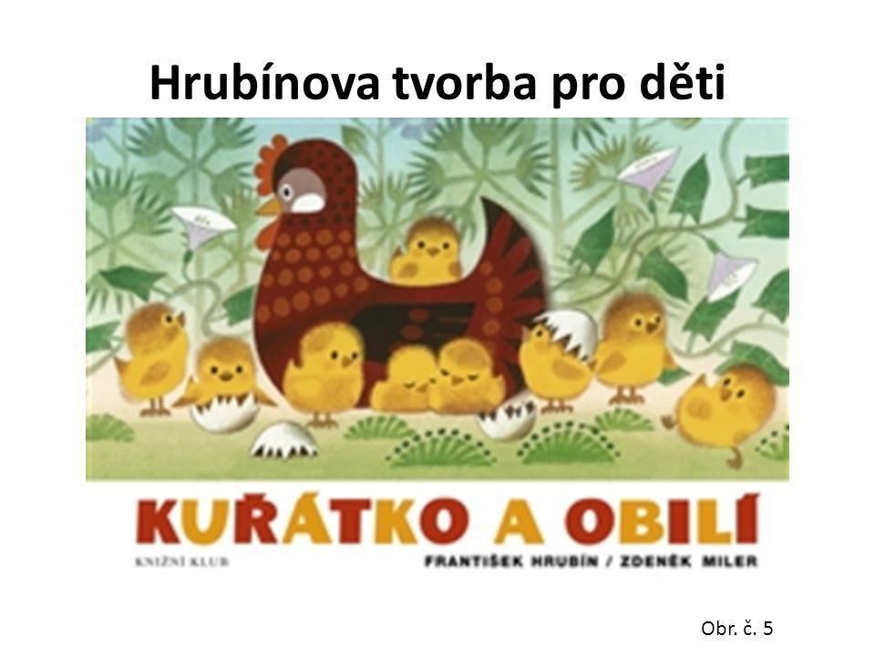 Hrubínova tvorba pro děti