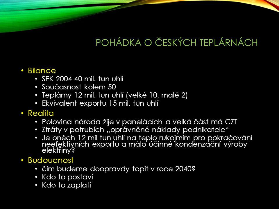 Pohádka o českých teplárnách