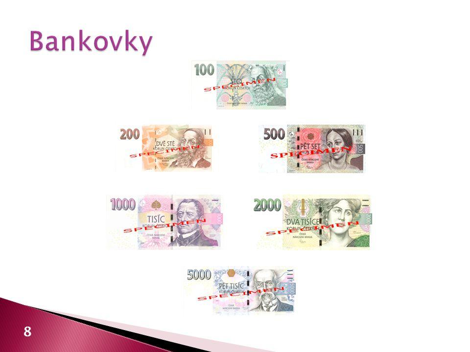 Bankovky 8