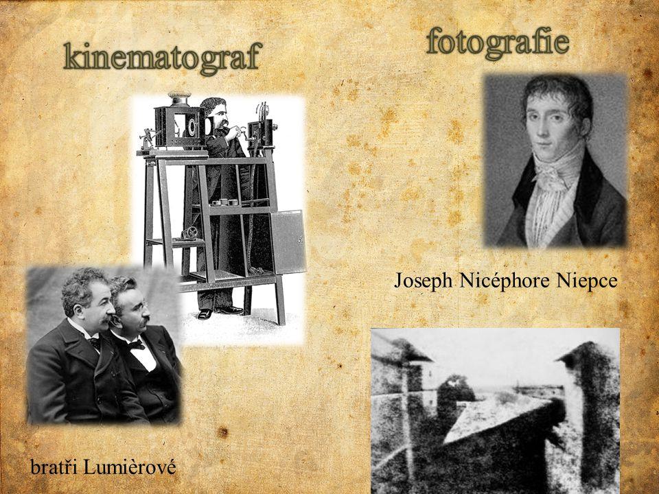 Joseph Nicéphore Niepce