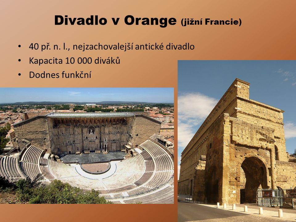 Divadlo v Orange (jižní Francie)