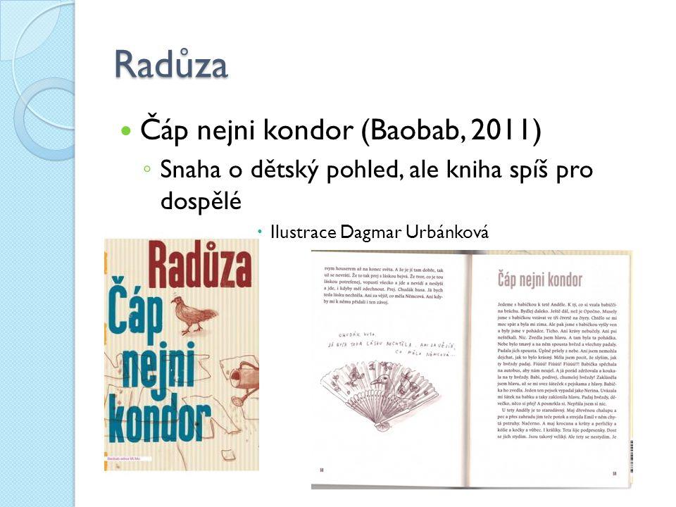 Radůza Čáp nejni kondor (Baobab, 2011)