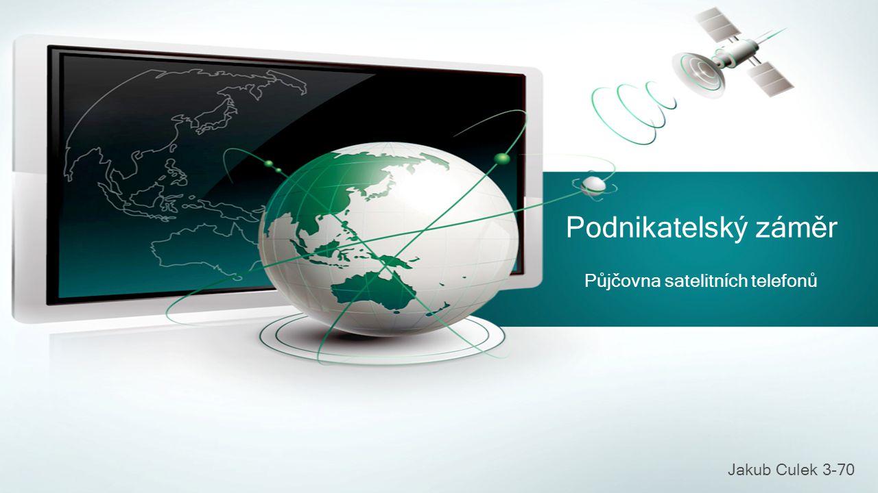 Půjčovna satelitních telefonů