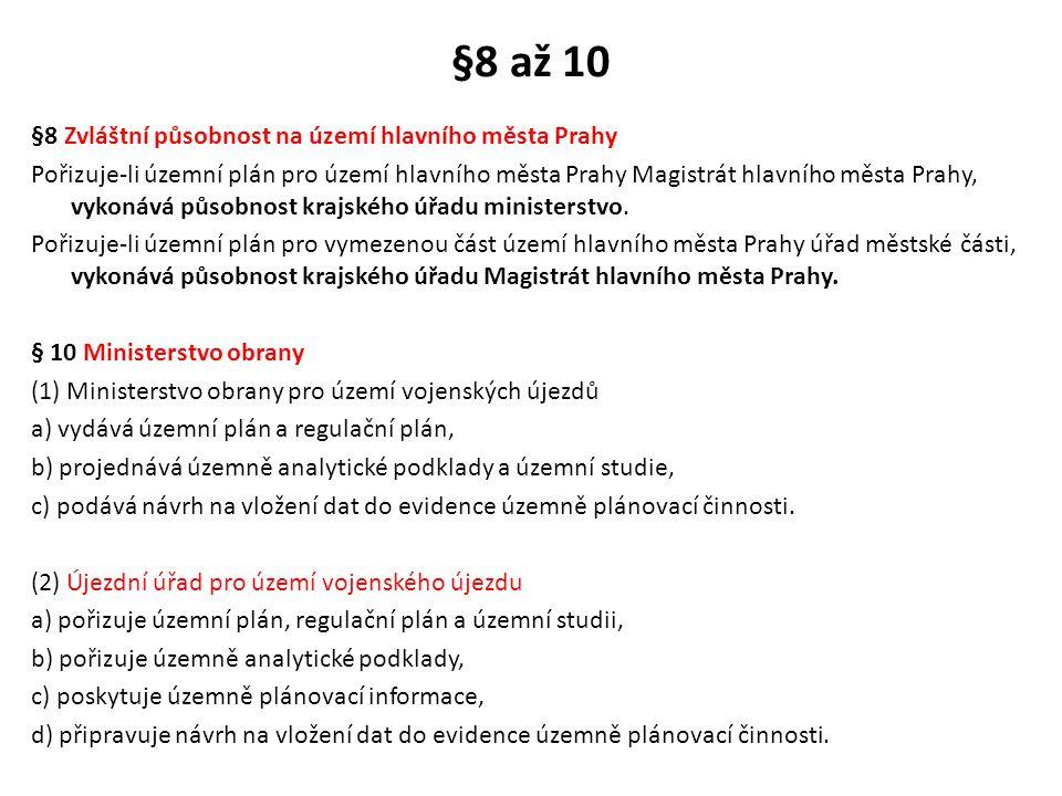 §8 až 10